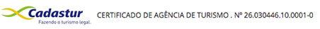 Certificado de Agência de Turismo